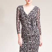 Gina Bacconi Rused Dress £299.99