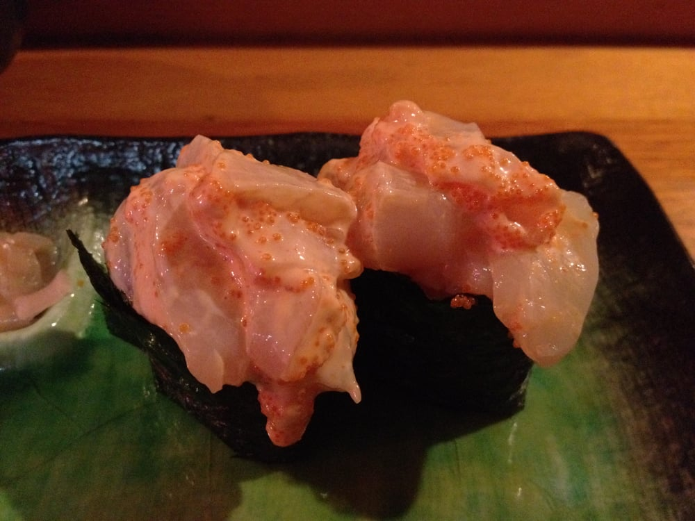 Tobiko Nigiri Nippon Japanese Restaurant
