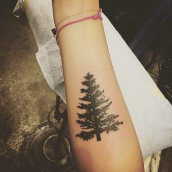 Under the needle tattoo tattoo belltown seattle wa for Washington state tattoos