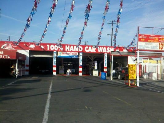 Firestone Santa Fe >> Santa Fe Hand Car Wash - Florence-Firestone - Huntington Park, CA   Yelp