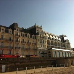 Le Grand Hôtel, Cabourg, Calvados, France