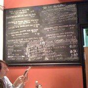 Little Portland Cafe, London, UK