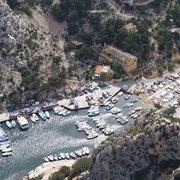 Calanque de Morgiou, Marseille