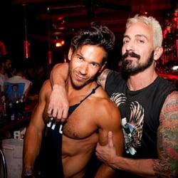 gay latino and white man