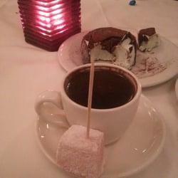 Greek coffee which is turkish coffee…