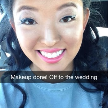 Done Sephora How To Apply Your Own Wedding Makeup