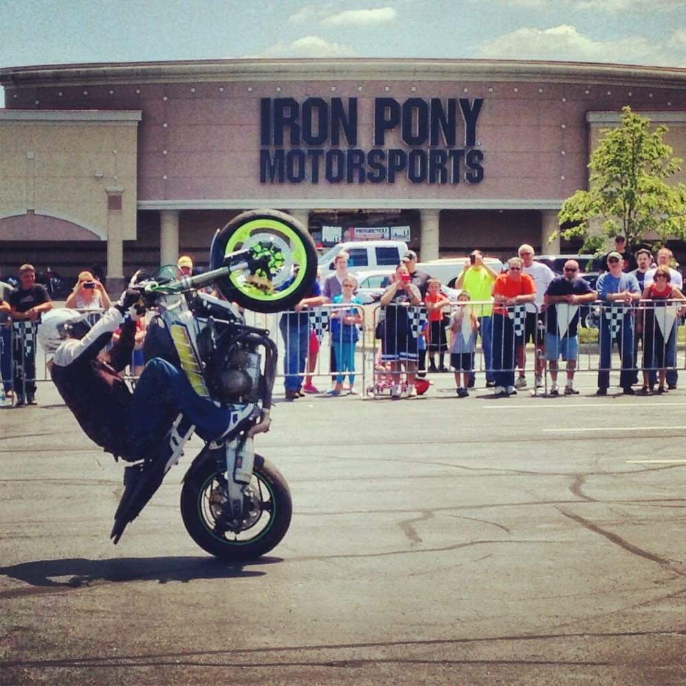 Iron pony motorsports coupons