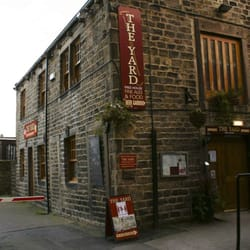 The Yard, Ilkley, West Yorkshire