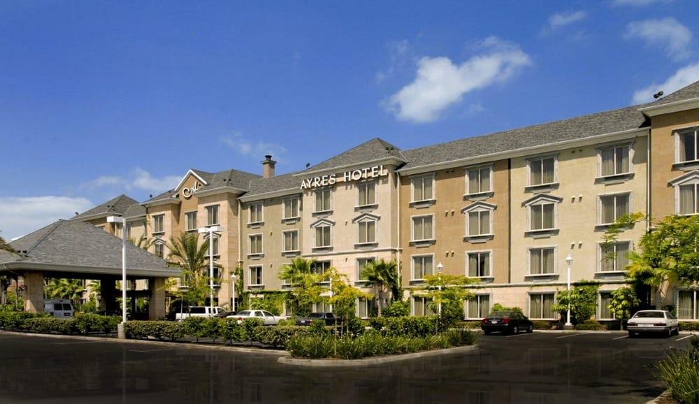 Ayres Hotel Anaheim Reviews