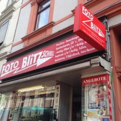 Foto Blitz, Frankfurt, Hessen, Germany