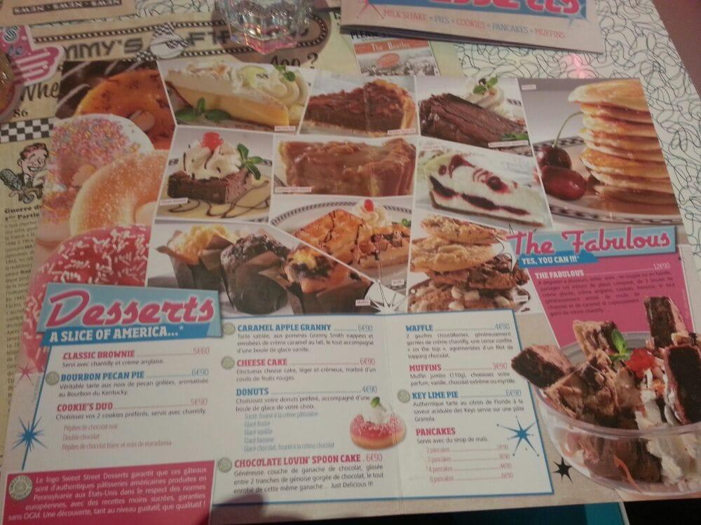 Tommy's Diner  10 Photos  Cafes  Les Clayes sous Bois  ~ Restaurant Clayes Sous Bois