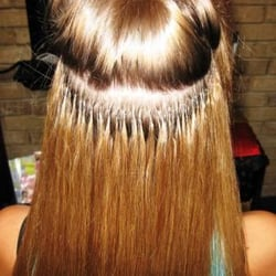Mobile Hair Extension stylist, London