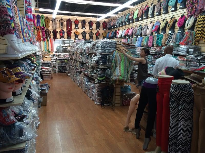 Jasmine Trading Corp wholesale scarves showroom | Yelp