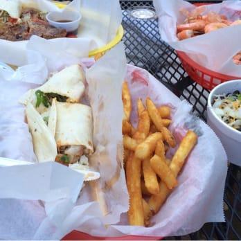Lee be fish company marco island fl united states yelp for Tuna fish tacos