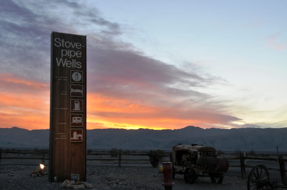 Stovepipe Wells Village - Death Valley, CA, United States