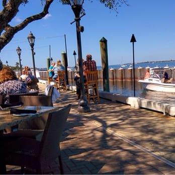 Pier 22 restaurant patio ballroom american new for 22 river terrace rockrose
