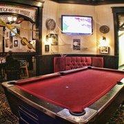 The Firkin & Hound - Pool Table Room - Visalia, CA, Vereinigte Staaten