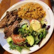 Pernil menu chago 39 s caribbean cuisine austin for Austin s caribbean cuisine