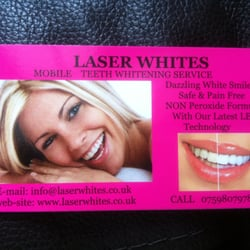 Laser Whites - London, United Kingdom