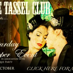 The Tassel Club Supper Club, London
