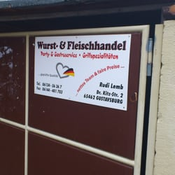 Rudi Lemb, Ginsheim-Gustavsburg, Hessen