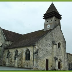 Eglise Saint Eloi de Passy Sur Marne, Passy sur Marne, Aisne, France