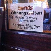 Berkis, Berlin