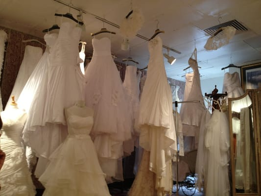 Yvonne Lafleur Wedding Dresses New Orleans La 115