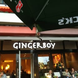 Gingerboy, Düsseldorf, Nordrhein-Westfalen