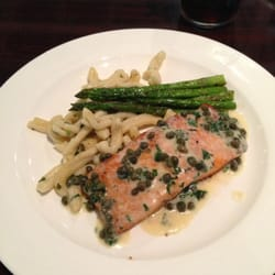 Salmon special - Porta via italian kitchen nashville tn ...
