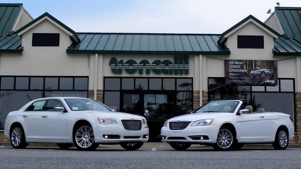 Jeep Dealers Near Me >> Troncalli Chrysler Dodge Jeep Ram - Car Dealers - 818 Atlanta Rd - Cumming, GA - Reviews ...