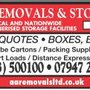 A A Removals Scarborough