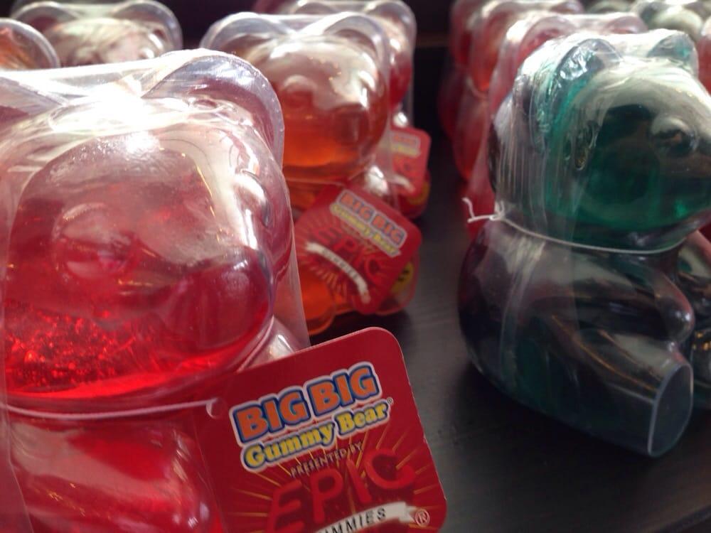 How to make a giant gummy bear