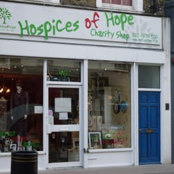 Hospices of hope, London