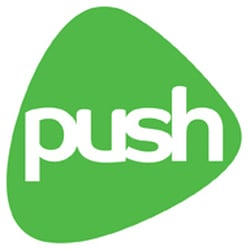 Push International, Reading
