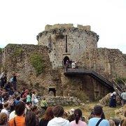 Animations médiévales l'été au château…