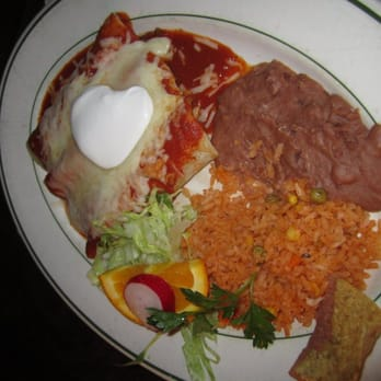 maria 39 s mexican restaurant rosemont il united states enchilandas