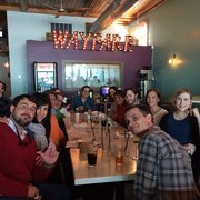 Wayfare - La Nouvelle-Orléans, LA, États-Unis. Everyone at this table loved the food here at Wayfare!