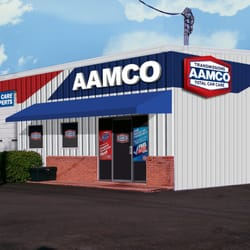 AAMCO Transmissions & Total Car Care logo