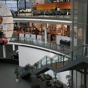 Audi Forum Neckarsulm, Neckarsulm, Baden-Württemberg