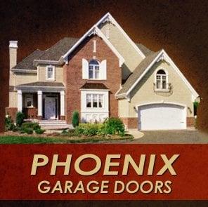 Phoenix garage doors home services 212 n central ave for Garage door phoenix az