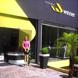 Academia Winner, Curitiba - PR, Brazil