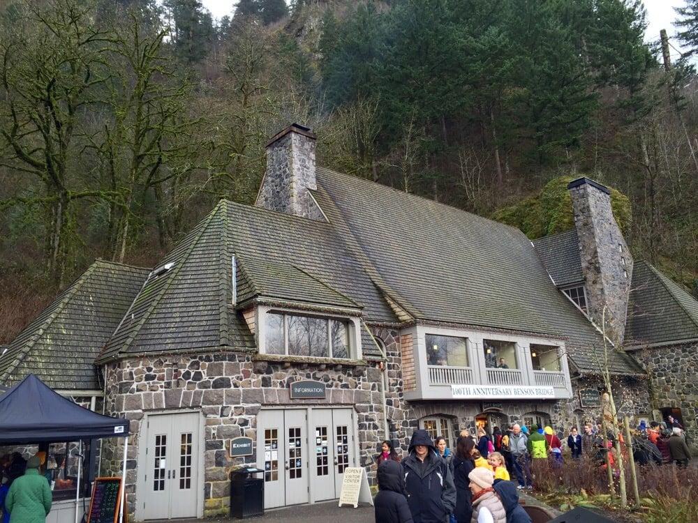 Multnomah Falls Lodge Restaurant - Photos - Yelp