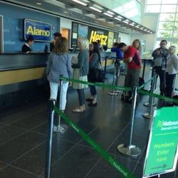 Alamo Car Rental Anchorage Airport