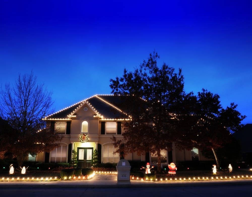 Rockwall Christmas Lighting - Lighting Fixtures & Equipment - Rockwall ...