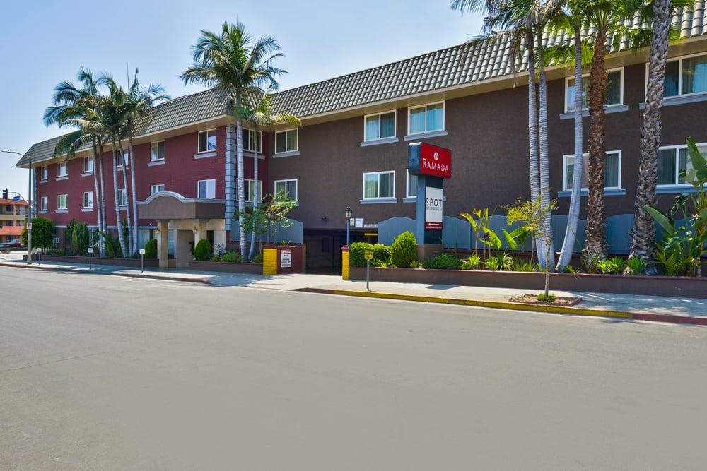 Hotels Near  W Olympic Blvd Los Angeles Ca