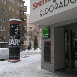 Speisekammer im Eldorado, Berlin