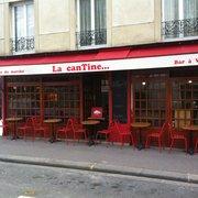 La Cantine, Vincennes, Val-de-Marne