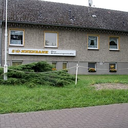 Sonnenbank, Strausberg, Brandenburg, Germany