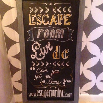 Glover Park Escape Room